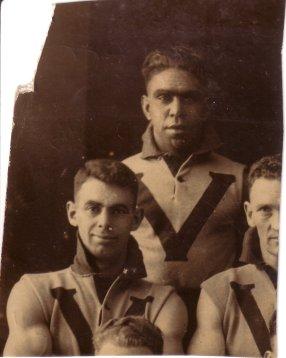 Doug Nicholls and George Hunt courtesy Michael Riley